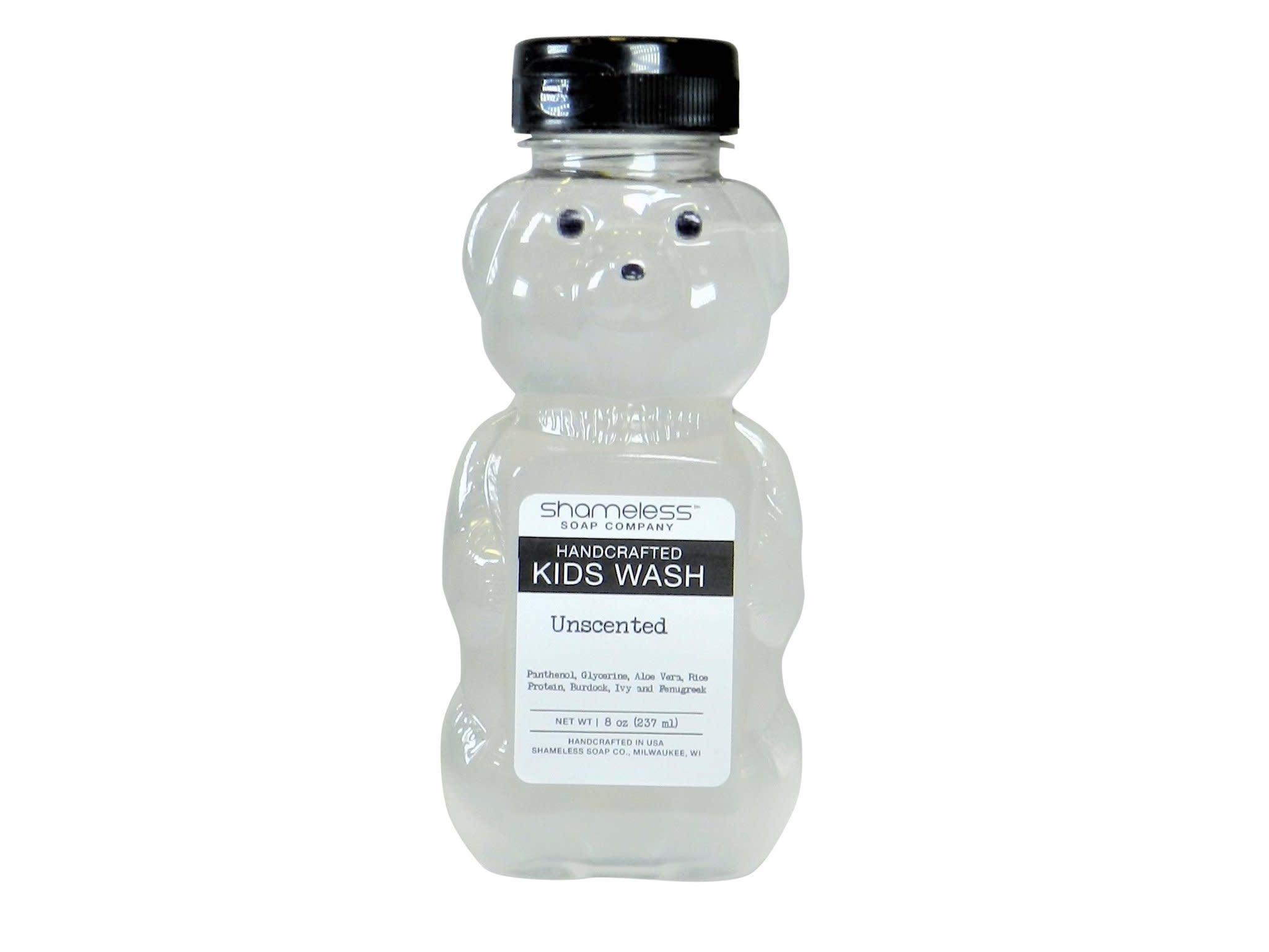 Shameless Soap Co Unscented Bear