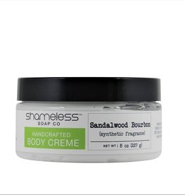 Sandalwood Bourbon Body Creme