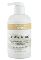 Shameless Soap Co Pretty in Pink Lotion