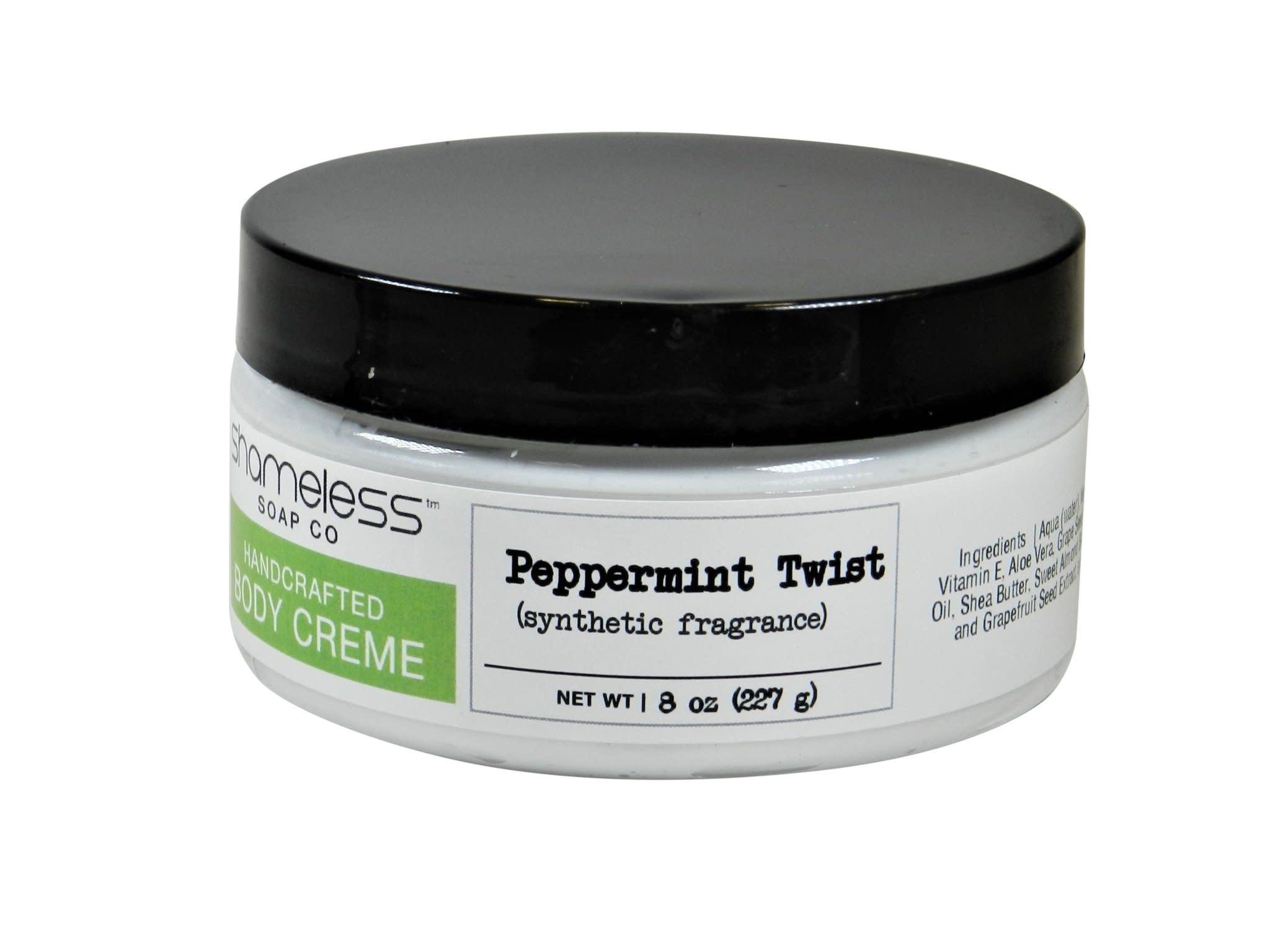 Peppermint Twist Body Creme