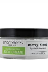 Shameless Soap Co Cherry Almond Body Creme