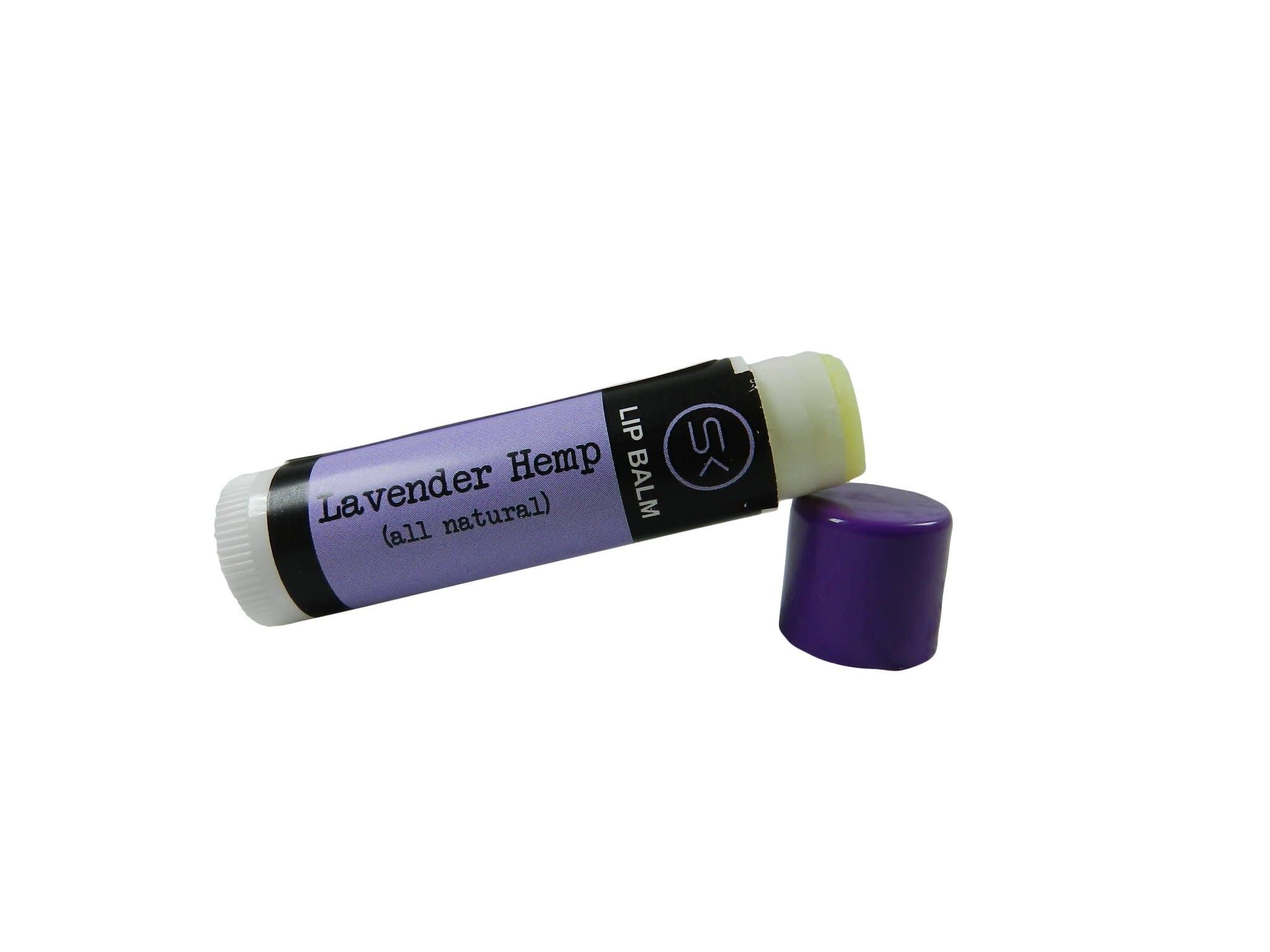 Shameless Soap Co Lavender Hemp Lip Balm
