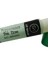 Peppermint Tea Tree Lip Balm