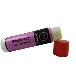 Shameless Soap Co Raspberry Lip Balm