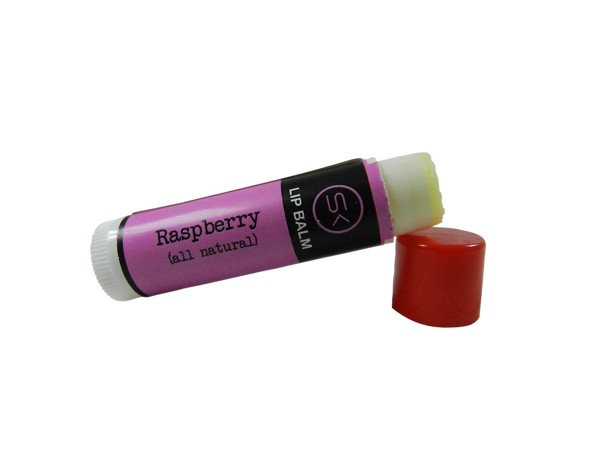 Shameless Soap Co Raspberry Lip Balm
