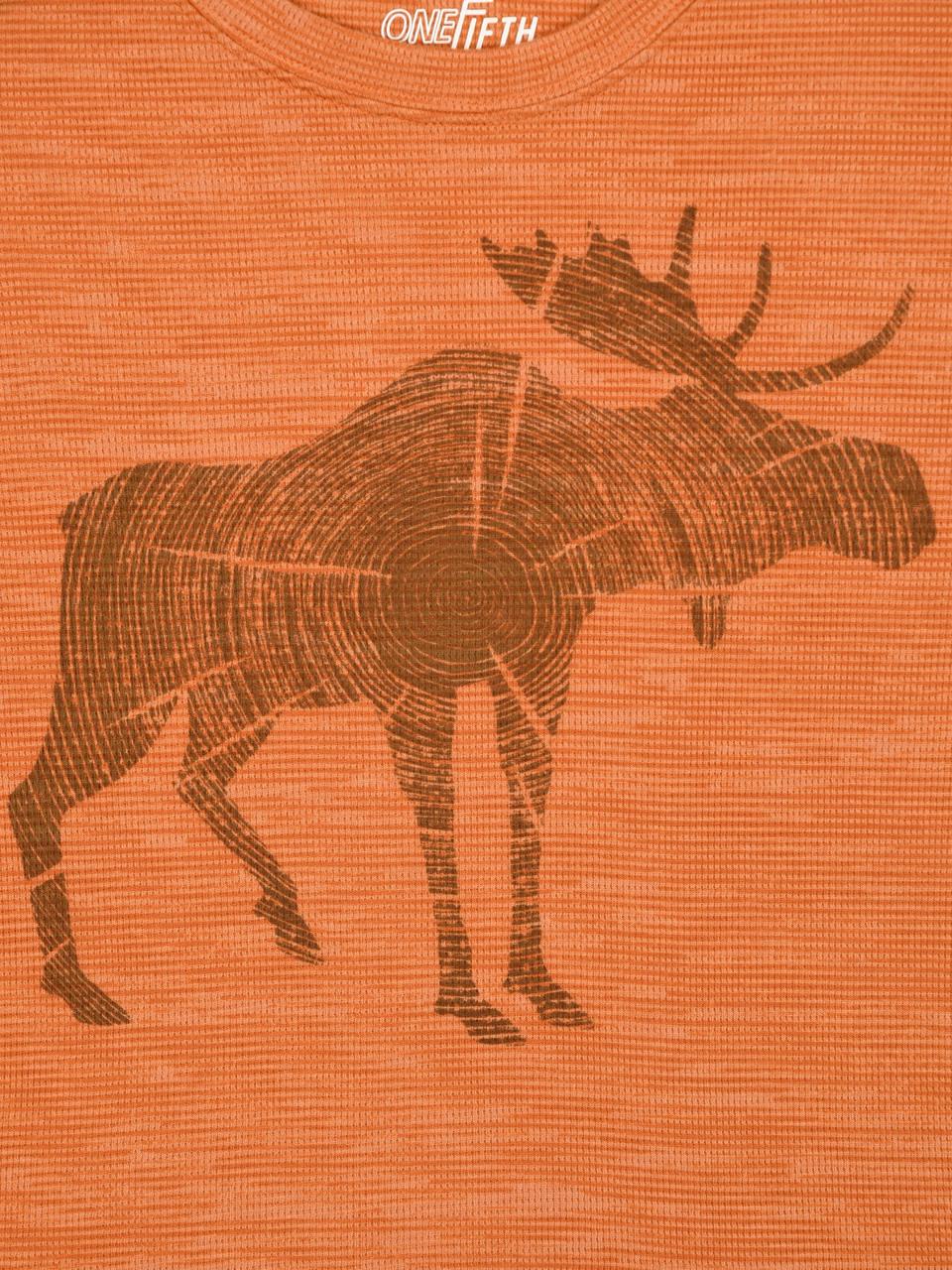 Log Moose LS Thermal Crew