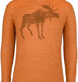 Log Moose LS Thermal Crew