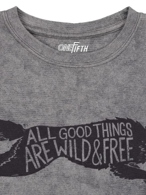 All Good Things Crewneck Thermal