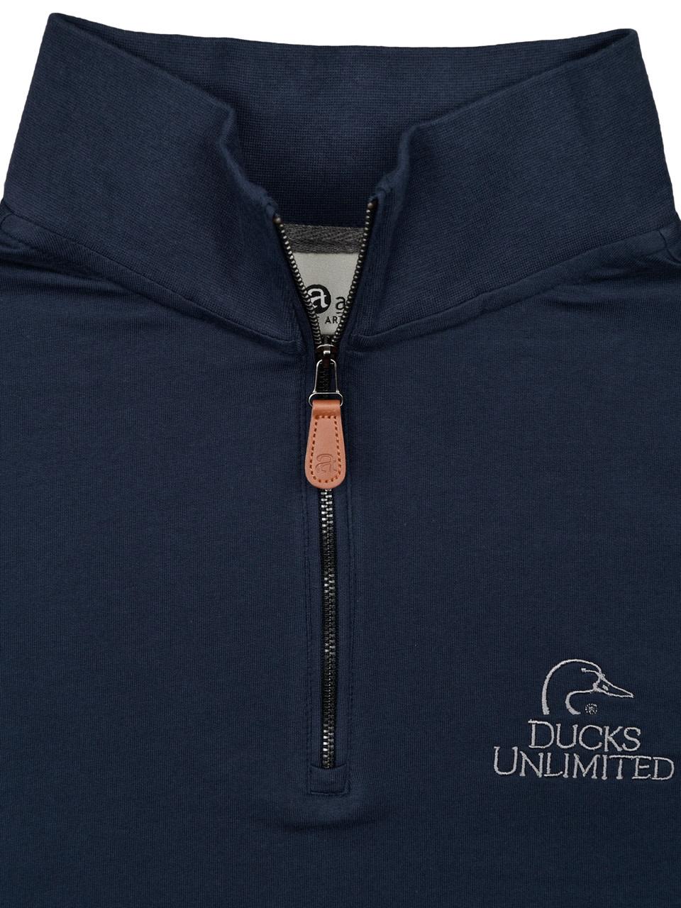 Ducks Unlimited 1/4 Zip Brady