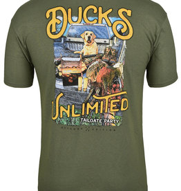 Ducks Unlimited Tailgate Party Duet Tee SS