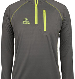 Ducks Unlimited 1/4 Zip Mini-Grid
