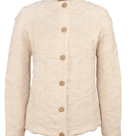 Aspen Ladies Cotton Cardigan