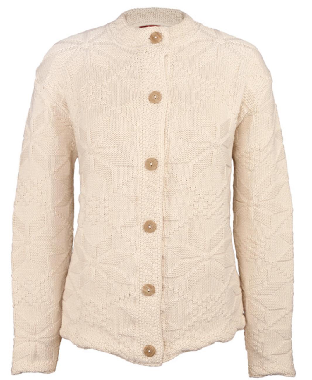 Aspen Ladies Cotton Cardigan