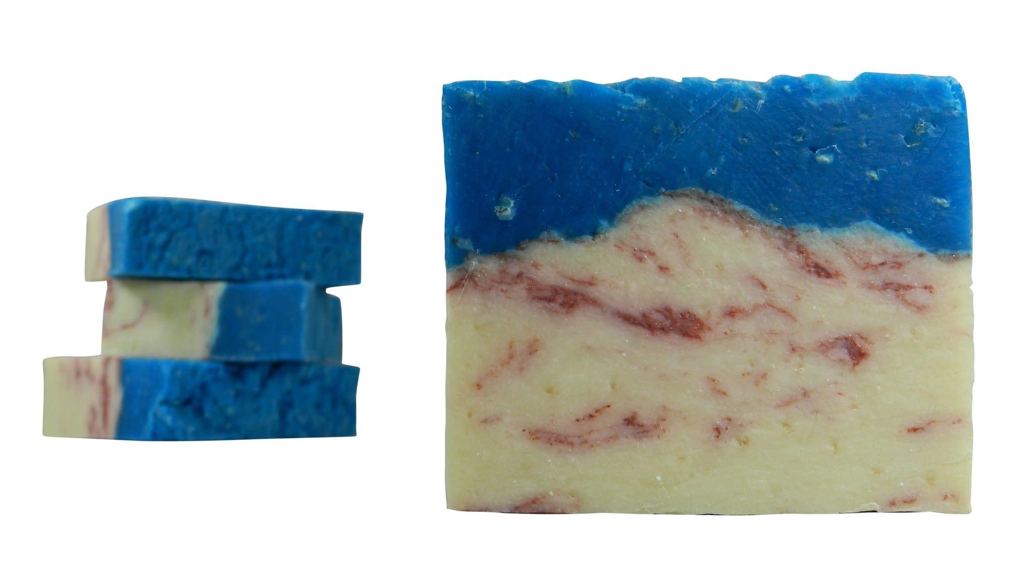 Star Spangled Banner Soap
