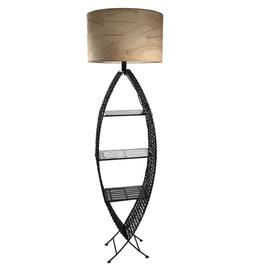 Outdoor/Indoor Fish Shelf Giant Cocoa Lamp