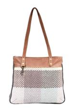 Color Chunk Small Bag