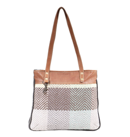 Color Chunk Small Bag