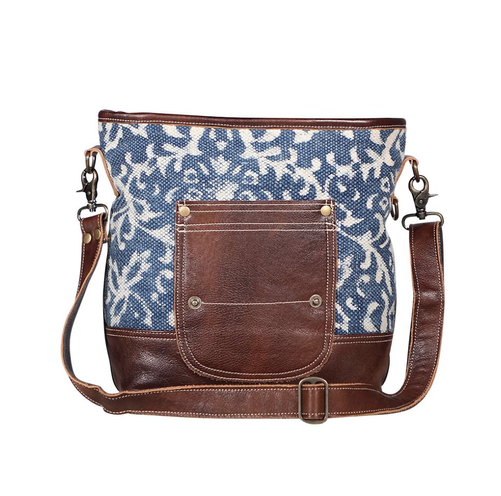 Blue Bliss Shoulder Bag