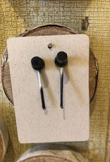 Punk Quill Earrings