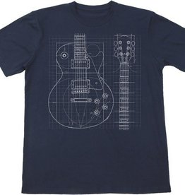 Green 3 Apparel Guitar