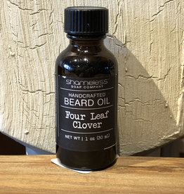 Four Leaf Clover Beard Oil