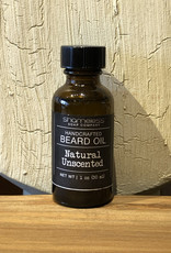 Shameless Soap Co Natural Beard Oil