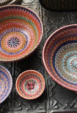 Handpainted Lace Bowl