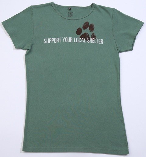 Green 3 Apparel Local Shelter Women's SS