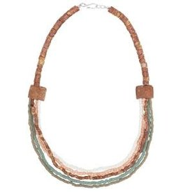 Global Mamas TS Sedona Stone Necklace