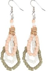 Global Mamas TS Sedona Stone Earrings