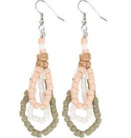 Global Mamas TS Sedona Stone Earrings