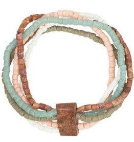 Global Mamas TS Sedona Stone Bracelet