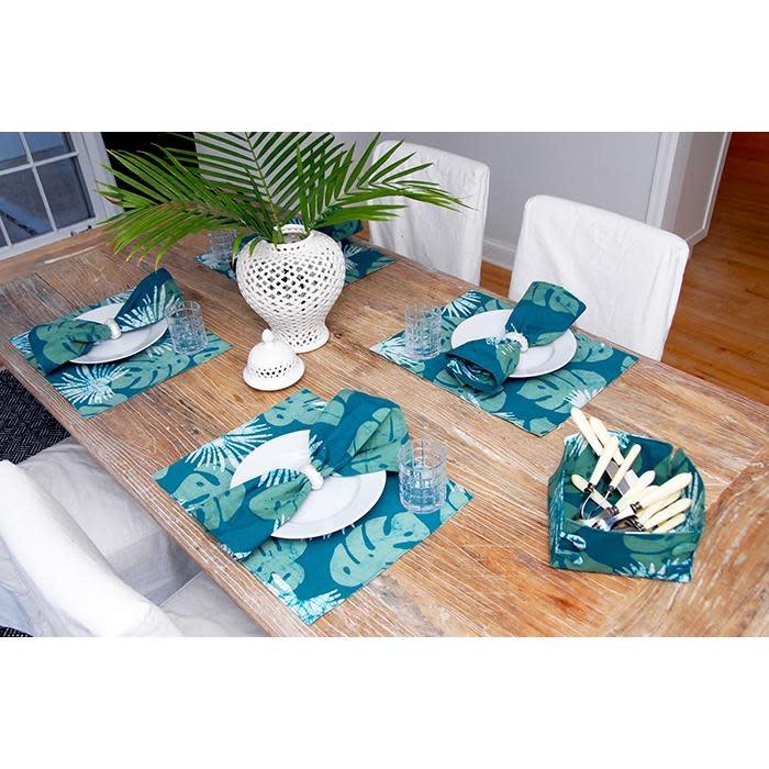 Global Mamas TS Batik Set of Napkins