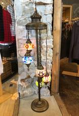 Mosaic Floor Lamp Set 5
