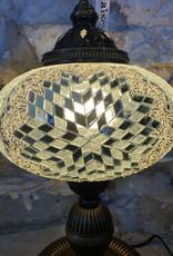 "9"" Mosaic Table Lamp"