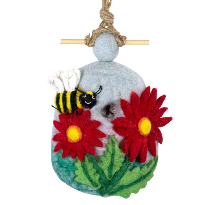 dZi Bumblebee Birdhouse