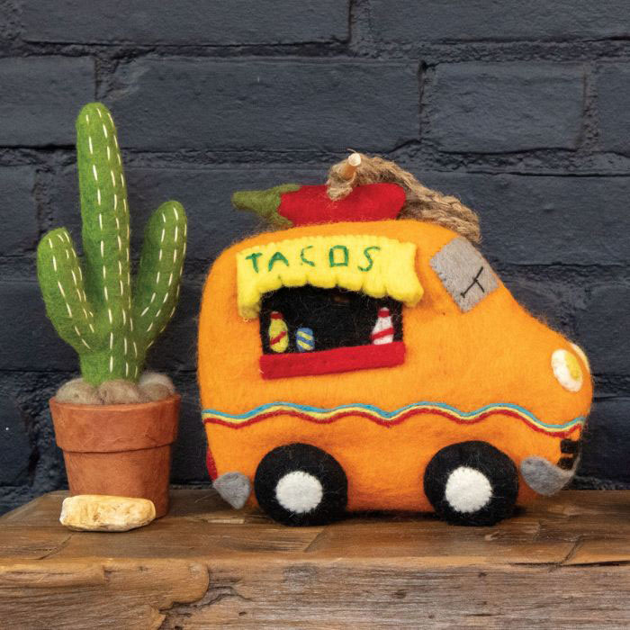 dZi Taco Truck Birdhouse
