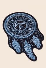 Soul Flower Dream On Dreamcatcher Sticker