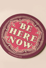 Soul Flower Be Here Now Sticker