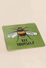Soul Flower Bee Yourself Sticker