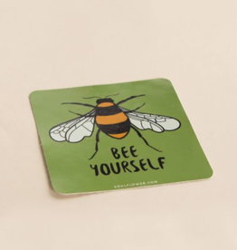Soul Flower Bee Yourself Sticker