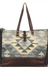 Myra Bag Everyone's Distraction Weekender Bag