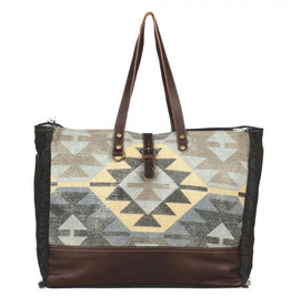 Myra Bag Everyone's Distraction Weekender Bag