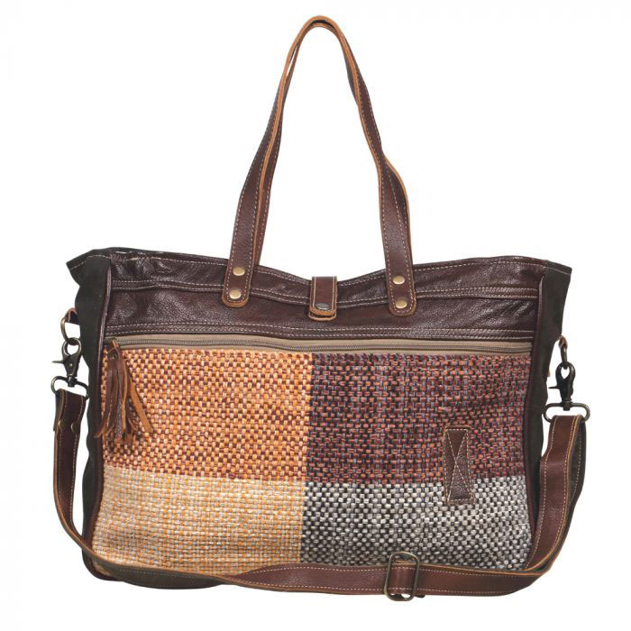 Myra Bag Oblong Weekender Bag