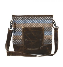 Myra Bag Criss-Cross Shoulder Bag