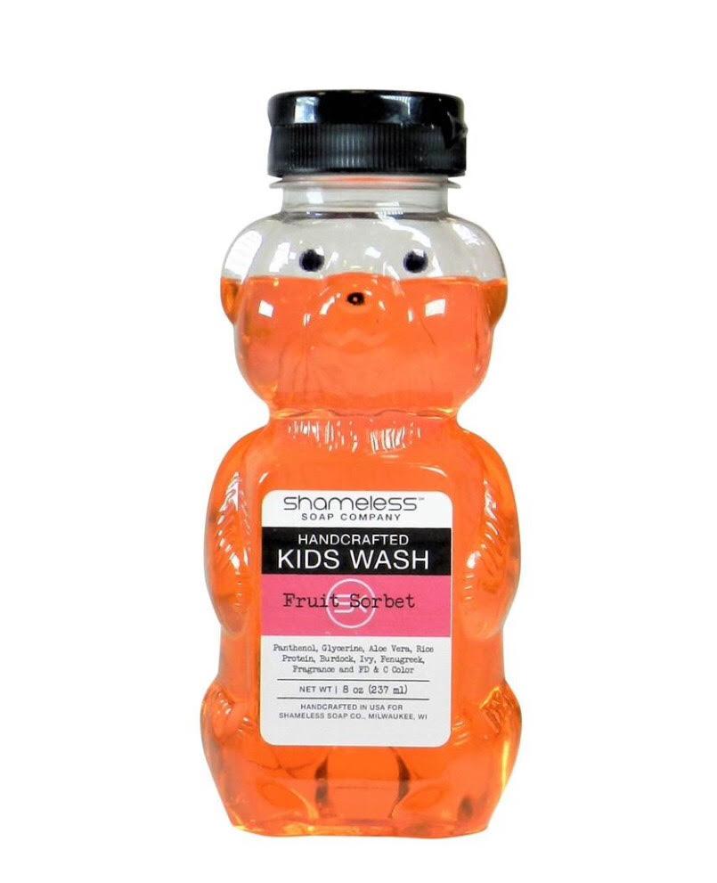 Shameless Soap Co Fruit Sorbet Bubble Bear