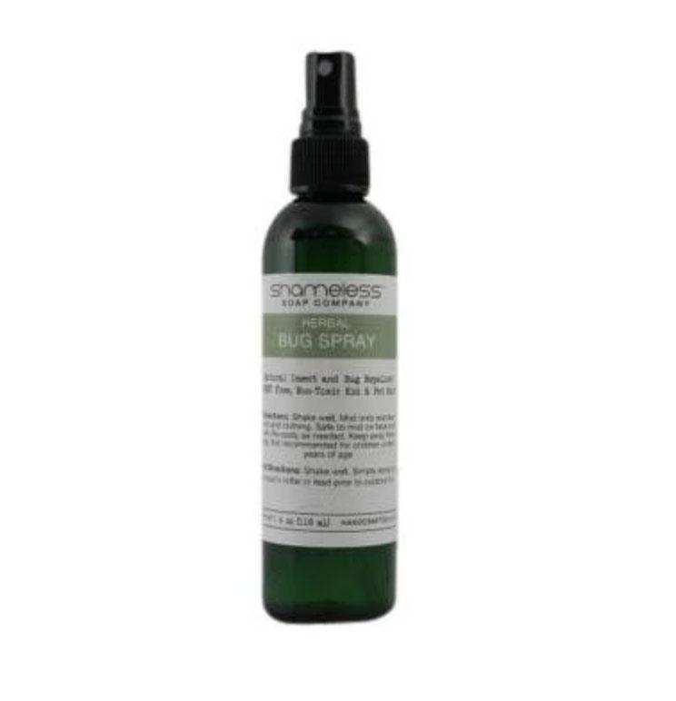 Shameless Soap Co Herbal Bug Spray
