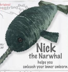 Kamibashi Nick the Narwhal