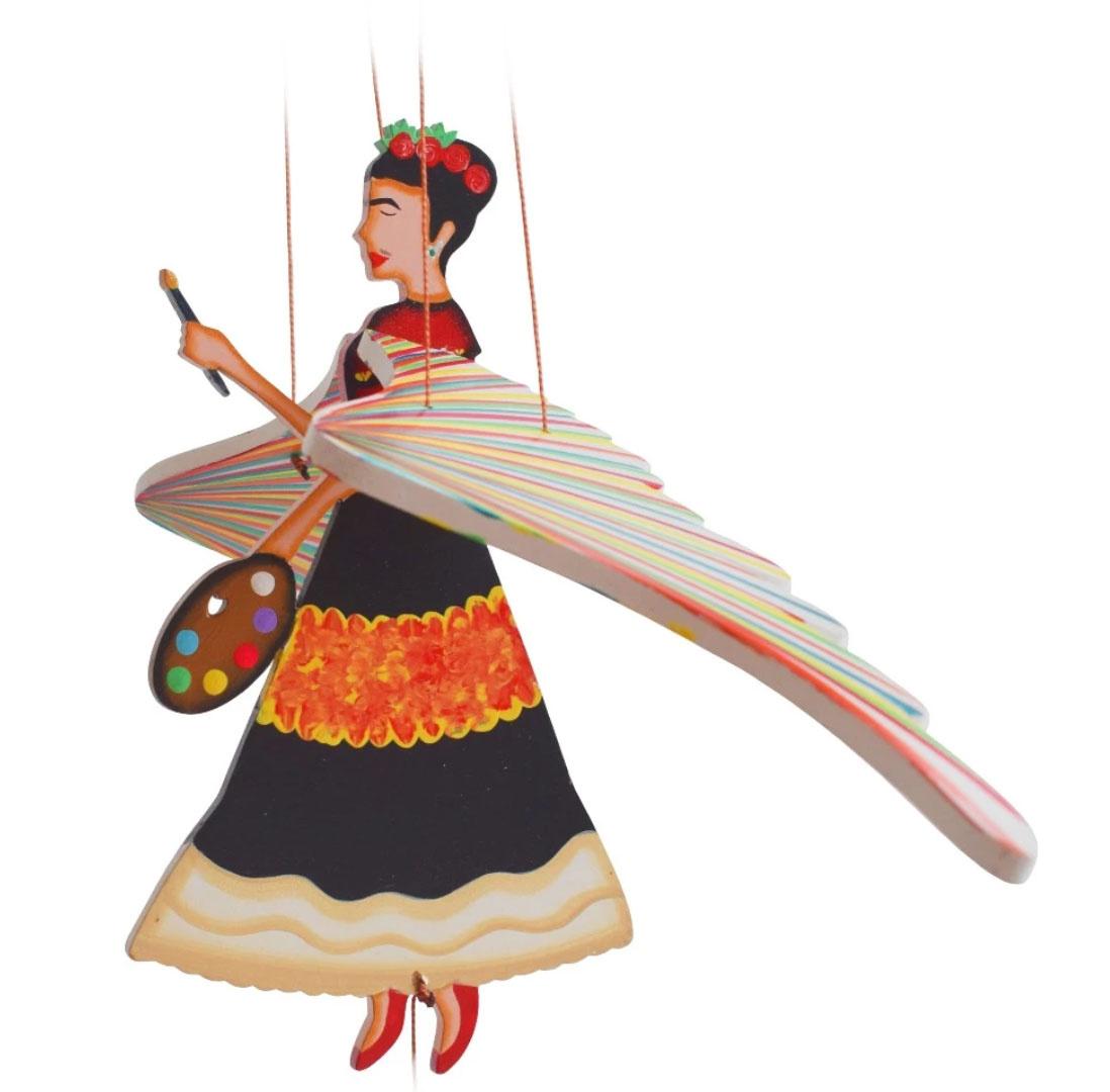 Tulia's Artisan Gallery Frida Mobile