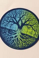 Soul Flower Tree of Life Sticker